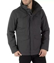 TIMBERLAND MEN'S SNOWDOWN PEAK 3-IN-1 M65 WATERPROOF JACKET SIZE S RETAI... - $158.94