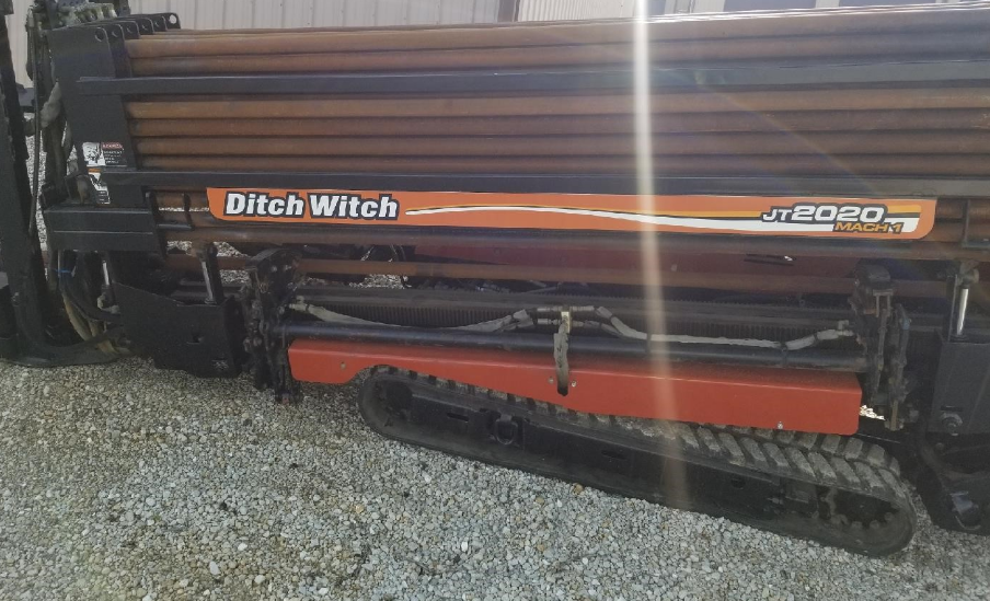 2007 DITCH WITCH JT2020 MACH 1 For Sale In Troy, Missouri 63379