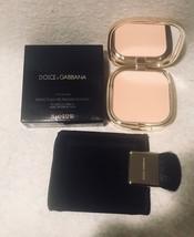 Dolce &  Gabbana The Powder Perfection Veil Pressed Powder Color:   SOFT... - $46.74