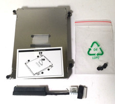 NEW HP 847863-001 ZBook 17 G3 Hard Drive Caddy APW70 + Connector + Screws - $11.77