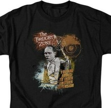 The Twilight Zone t-shirt Another Dimension retro Sci-Fi TV graphic tee CBS765 image 2