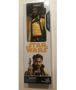 Solo: A Star Wars Story 12 Inch Lando Calrissian Figure - $22.76