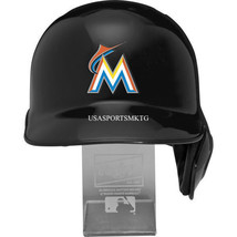 Miami Marlins MLB Rawlings Full Size Cool Flo Baseball Helmet  - $60.66