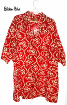 Hilo Hattie Hawaiian Shirt   Short Sleeve Button Down With Pocket    5XL... - $42.00