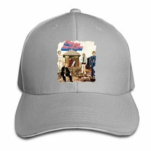 Gram Parsons The Flying Burrito Brothers Wild Horses Baseball Cap Hat Gray - $29.99
