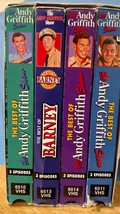 Andy Griffith Best of Barney VHS Collection - $14.95