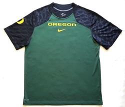 Oregon Ducks Nike NCAA T-Shirt Men's SZ XL Fly Slant Performance Tee Shirt Green - $19.99