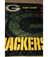 """Green Bay Packers NFL 50"""" x 60"""" Royal Plush Raschel Throw NIP - $44.99"""