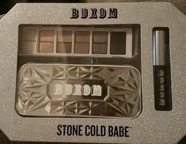 Buxom ~Stone Cold Babe Set Limited Edition Customizable Palette & Mascar... - $35.00