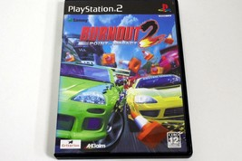 PlayStation2 - BURNOUT2 POINT OF IMPACT Japan import PS2 - $19.80