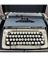 Vintage Smith-Corona Model SCM Classic 12 Portable Manual Typewriter Wor... - $124.99