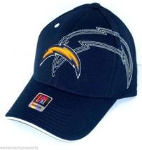San Diego Chargers NFL Reebok Sideline Blue Hat Cap Stitched Bolt Flex F... - €15,10 EUR