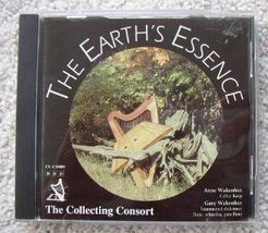 The Earth's Essence [Audio CD] The Collecting Consort; Gary Wakenhut and... - $4.99