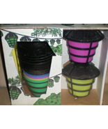Coach Lights -Colorful Patio Lites - $18.75