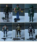 G.I. Joe Action Figure Accessories Weapons Various Years You Choose - $5.80+