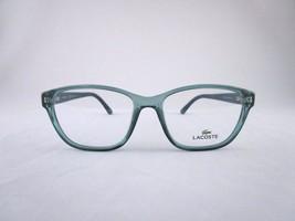 Lacoste L2784 444 Optical Frame Green Clear Eyeglasses - $65.41