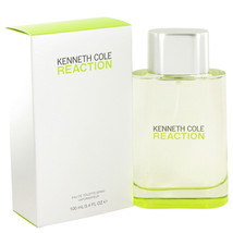 Kenneth Cole Reaction by Kenneth Cole Eau De Toilette Spray 3.4 oz - $44.95