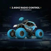 DE32 2.4Ghz Remote Control Off Road Racing Monster Truck Crawler 1/20 Scale image 3
