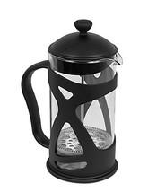 Internet's Best French Press   1 Liter   34 Oz   Coffee Maker Glass (Black) - $25.68