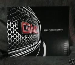 2007 GMC Vehicle Lineup - $3.00