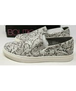 Boutique by Corkys Women's Python Print Casual Sneaker (Size 10, Multi) - $27.71
