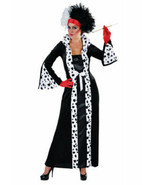 Halloween - Cruella De Vil / Evil Queen - 6 Sizes  !  - $58.58+