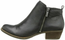 Lucky Brand Women's Basel Black 03 Ankle Boots Size 9 - €88,62 EUR