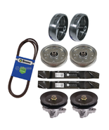 Deck Rebuild Kit for Toro LX420 LX425 Lawn Tractors 2006 2007 Belt Blade... - $188.21
