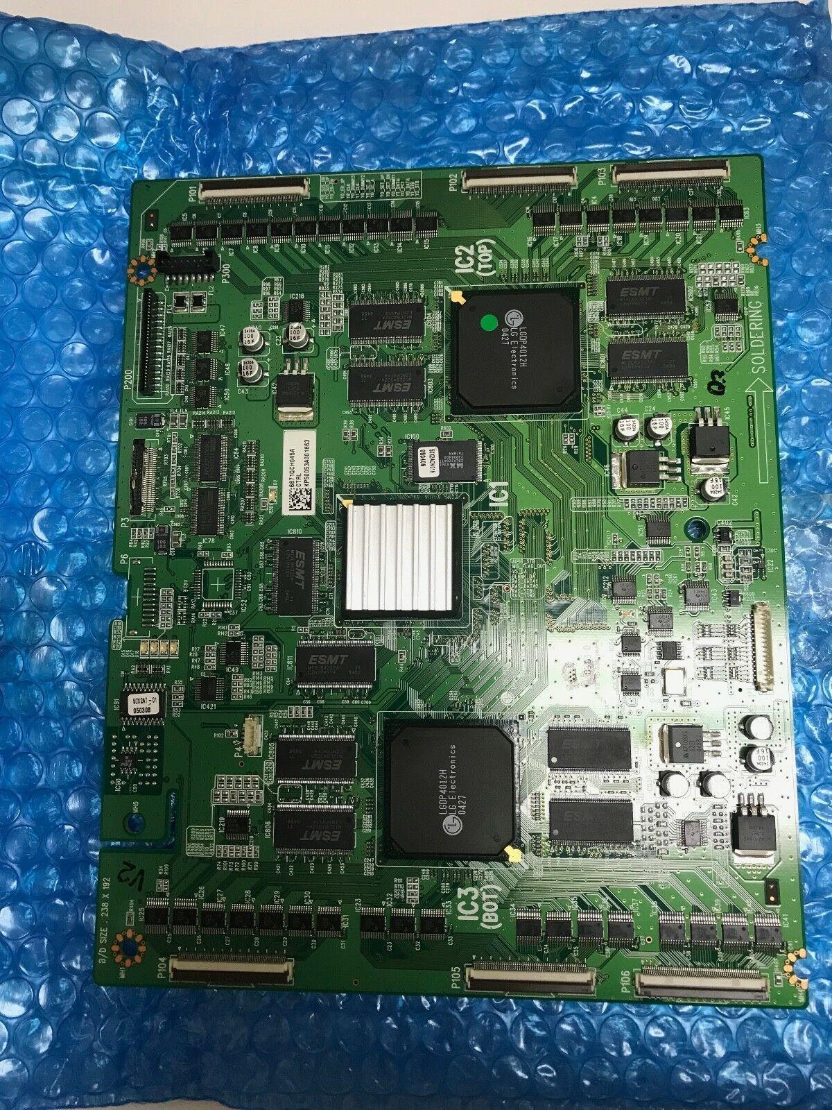 LG 6871QCH045A LOGIC BOARD 6870QCC011C DU-50PX10 DU-50PX10C DU-50PY10 RU-50PZ61