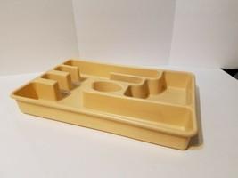 Rubbermaid Silverware Tray #3 Flatware Utensil Holder Drawer Organizer 2... - $11.72