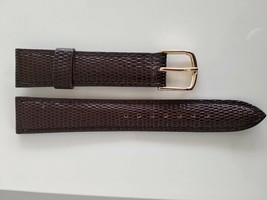 Seiko strap brown color w18 - $19.80