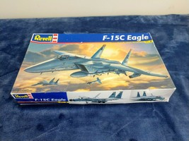 REVELL F-15C Eagle Model Plane Kit 85-5823 SKILL 2 10+ New 1:48 - $19.58