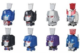 Transformers Generations Alt-Modes Series 1 Figures - Pocket Size - Blin... - $6.94