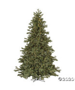Vickerman 7.5' Frasier Fir Christmas Tree with Clear Lights - $593.73