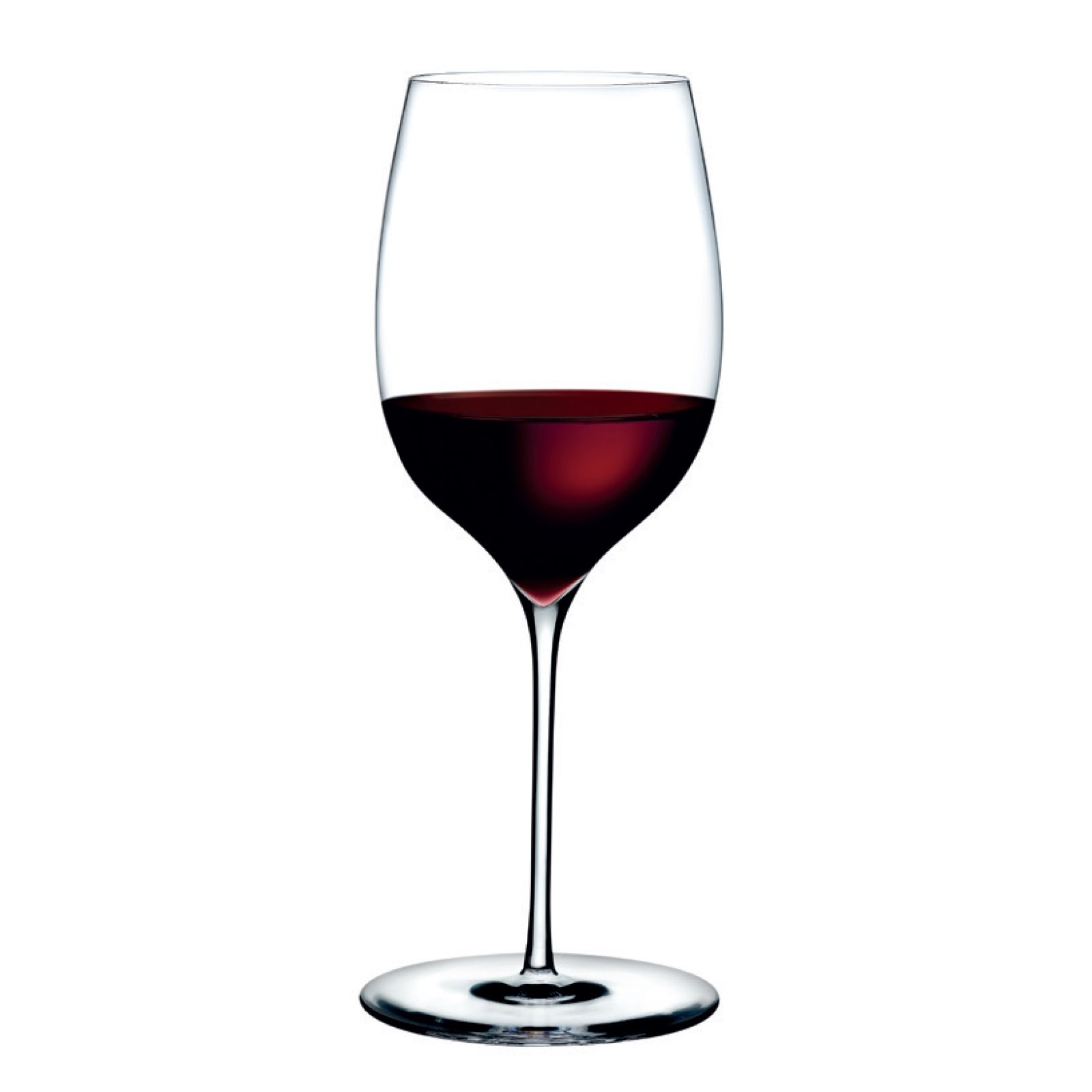 Made To Order 3 B x 9 1/2 H Dimple 23.75 Oz. Red Wine/Case of 8