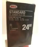 "Bell Standard 24"" Schrader Valve Tube FREE SHIPPING - $9.00"