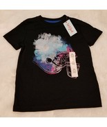 Cat & Jack Football Helmet Graphic Tee T-Shirt ▪Size XS (4-5) - $5.86