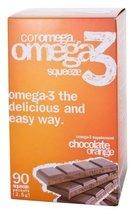 Coromega 90's Chocolate/Orange Flavor - $33.94