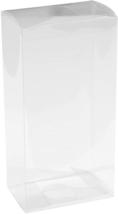 Clear Pet Plastic Storage Boxes – Transparent Gift Boxes, Empty Containe... - $15.25