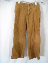 Osh Kosh Size 5 Light Brown Corduroy pants - $9.89
