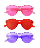 Bundle Of Sunglasses In A Bundles 3 Pairs Of Womens Sun Glasses EE09 - $23.70