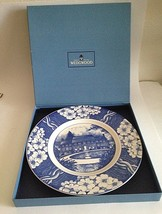 """Vintage Wedgwood Plate 11"""" Queen's Ware Centennial 1895-1995 Made in England - $31.94"""