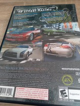 Sony PS2 Need For Speed: ProStreet image 4