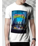 New teenage mutant-ninja turtles  T Shirt Men White - $15.20+