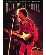 Jimi Hendrix - Blue Wild Angel: Live at the Isle of Wight (DVD, 2002) - $2.00