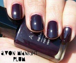 Avon True Color Pro+ Nail Enamel Midnight Plum - $12.45