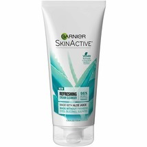 Garnier SkinActive refreshing  cream cleanser 5.75 oz - $4.90