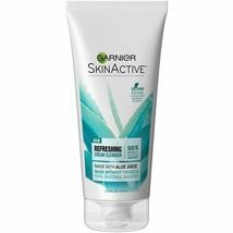Garnier SkinActive refreshing  cream cleanser 5.75 oz - $4.90