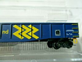 Micro-Trains # 10500191 Ontario Northland 50' Steel Gondola, 14 Panel N-Scale image 3