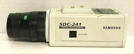 Samsung SDC-241 Digital Color Camera - $30.00